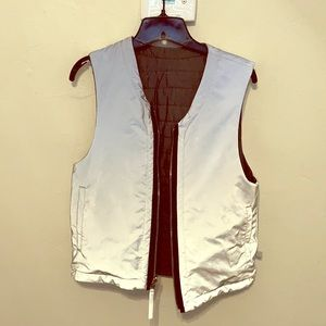 Lululemon Reversible Reflective Running Vest